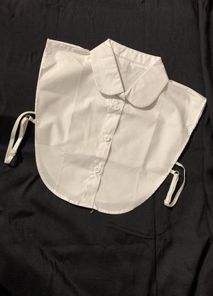 Воротник - обманка. рубашка-обманка