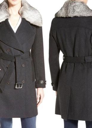 Дизайнерское пальто andrew marc оригинал