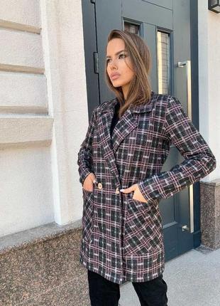 Пиджак тёплый