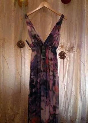 Платье длинное, сарафан