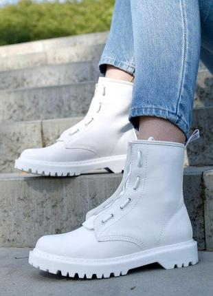 "Женские ботинки ""dr.martens lux"" [новинка 2020!]"