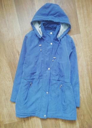 Куртка, курточка, утепленная ветровка, парка