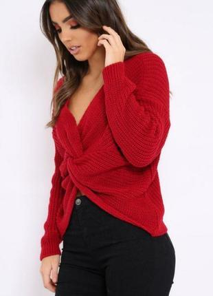 Трендовый свитер с переплетом италия❤