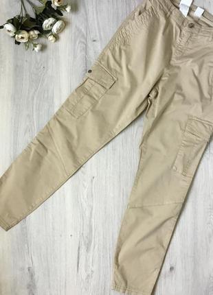 Фирменные штаны hugo boss, размер 36