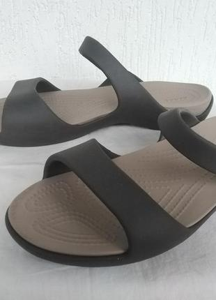 Шлепки crocs dual comfort  р.41