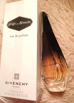 Givenchy ange ou demon ,100 мл,парфюм. вода
