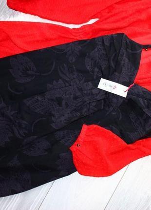 Стильное натуральное платье от модного бренда elle