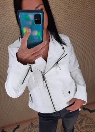 Кожаная куртка, кожаная косуха,курточка косуха