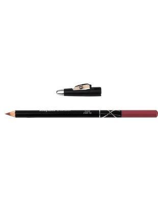 Ruby rose sweet lips карандаш для губ с точилкой nude pink 07
