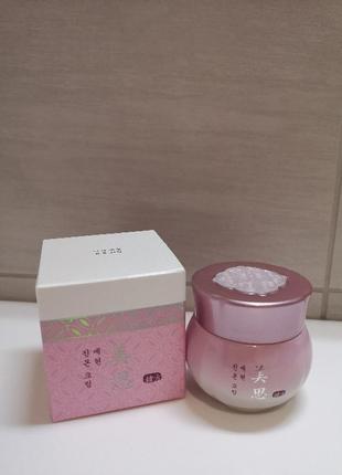 Омолаживающий питательный крем missha misa yei hyun jinbon cream