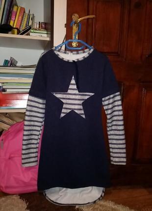 Продам плаття на дівчинку 158 ріст в ідеальному стані