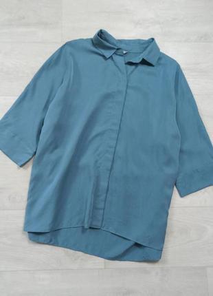 Крутая рубашка оверсайз cos