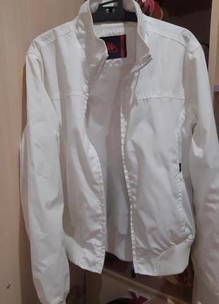 Кофта куртка kappa m - l