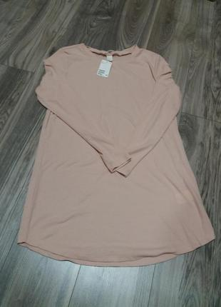 Платье новое женское h&m