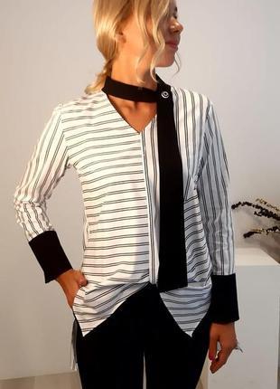 Шикарная блуза туника say турция