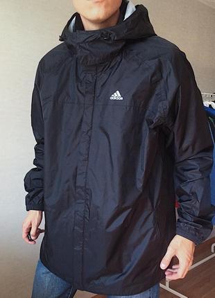 Мужская ветровка куртка adidas