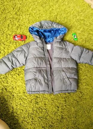 Куртка зимова ,zara