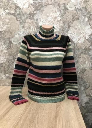 Vero moda s-m акрил свитер кофта светр