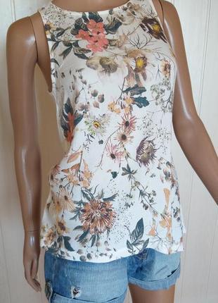 Шикарная блуза stradivarius размер m