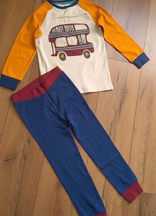 Пижама next для мальчика 5-6 лет