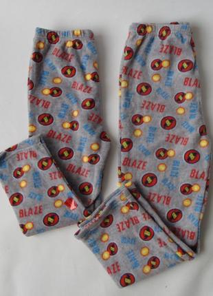 Пижама флис низ штаны primark англия 3-4 г, 5-6 лет