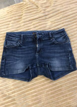 Шорты джинсовые colin's