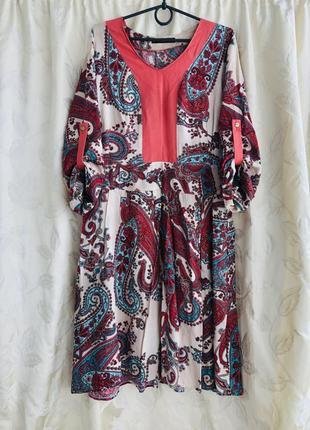 Классное платье evro xl