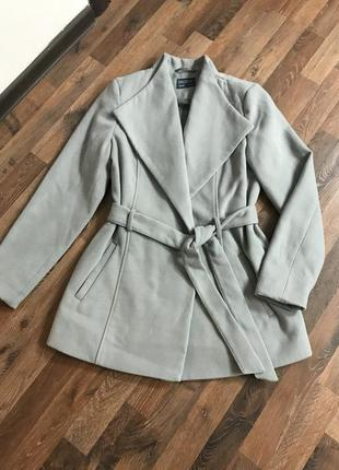 Пальто халат серое ,blue motion