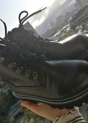 Ботинки женские 39-39.5 размер 😍