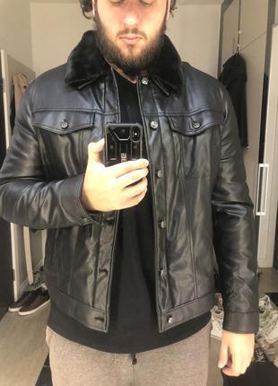 Zara xl куртка новая