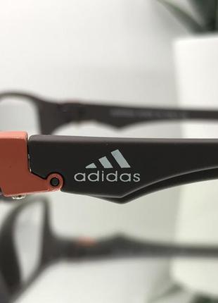 Adidas оправа женская спортивная прямоугольная3 фото