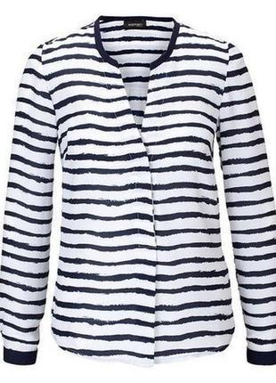 Блузка в полоску tcm tchibo