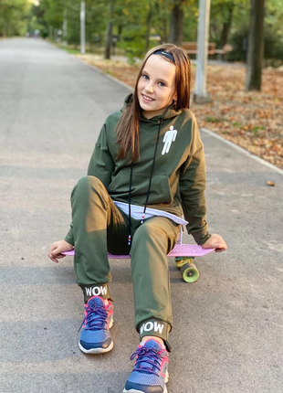 """Подростковый спортивный костюм """"билли"""""""