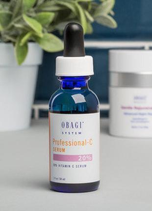 Сыворотка для лица 20% obagi medical professional-c serum