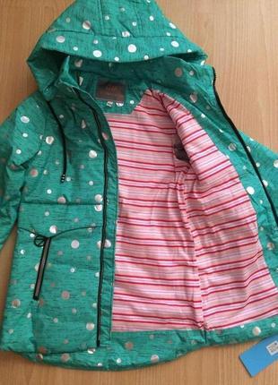 Осенне-весенние курточки на девочек.