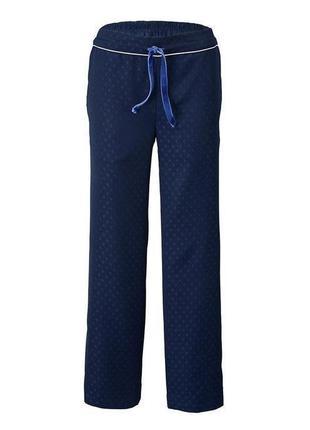 Жаккардовые брюки для дома и отдыха tcm tchibo