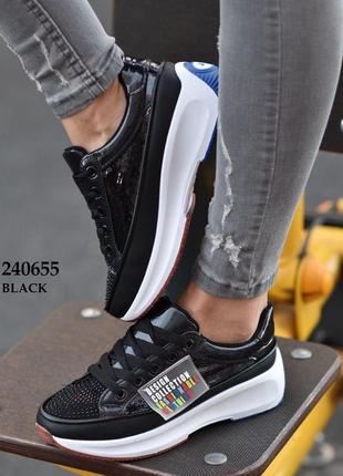 Модные осенние кроссовочки