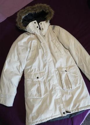 Куртка парка зимняя женская northbrook sports