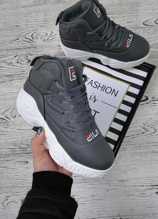 Зимние кроссовки кроссы зима