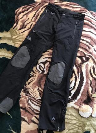 Не реально крутые трекинговые штаны от the north face summit series apex