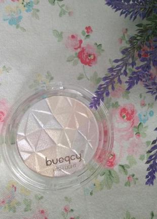 Хайлайтер lavender bueqcy highlighter лаванда