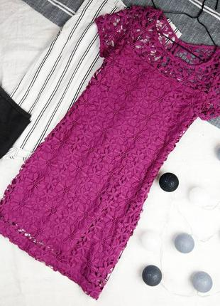 Ажурное платье hollister