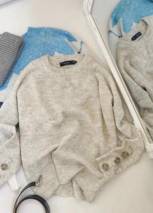 Тёплый свитер vero moda
