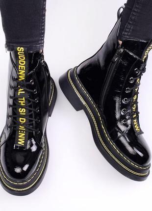 Ботинки женские 334306
