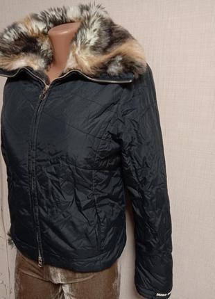 Короткая зимняя куртка miss sixty оригинал.
