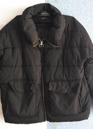 Куртка дутая, тёплая, объёмная