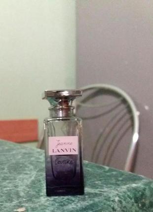Духи lanvin