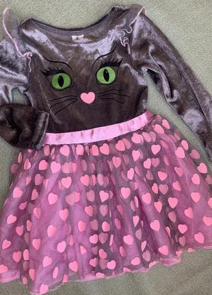 Платья кошечка нарядное tu
