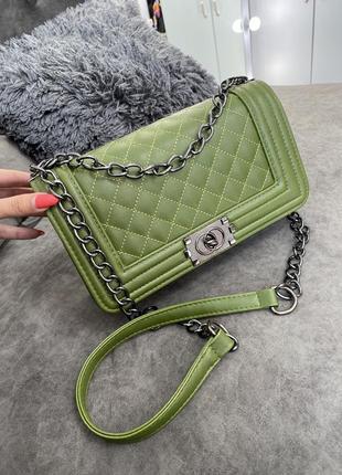 Шикарна , стильна сумочка
