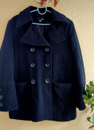 Тёплое полупальто, курточка из драпа